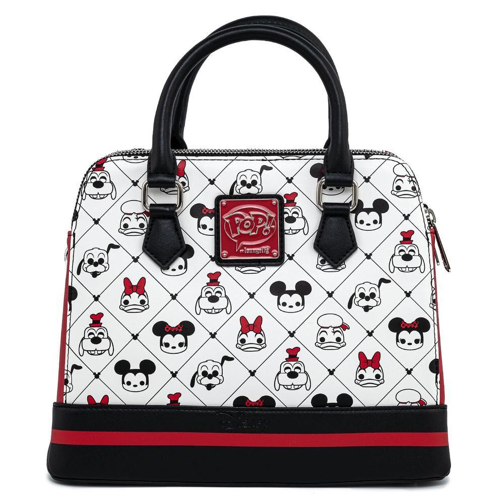 LOUNGEFLY - Disney Classics Shoulder Bag (Sensational 6)