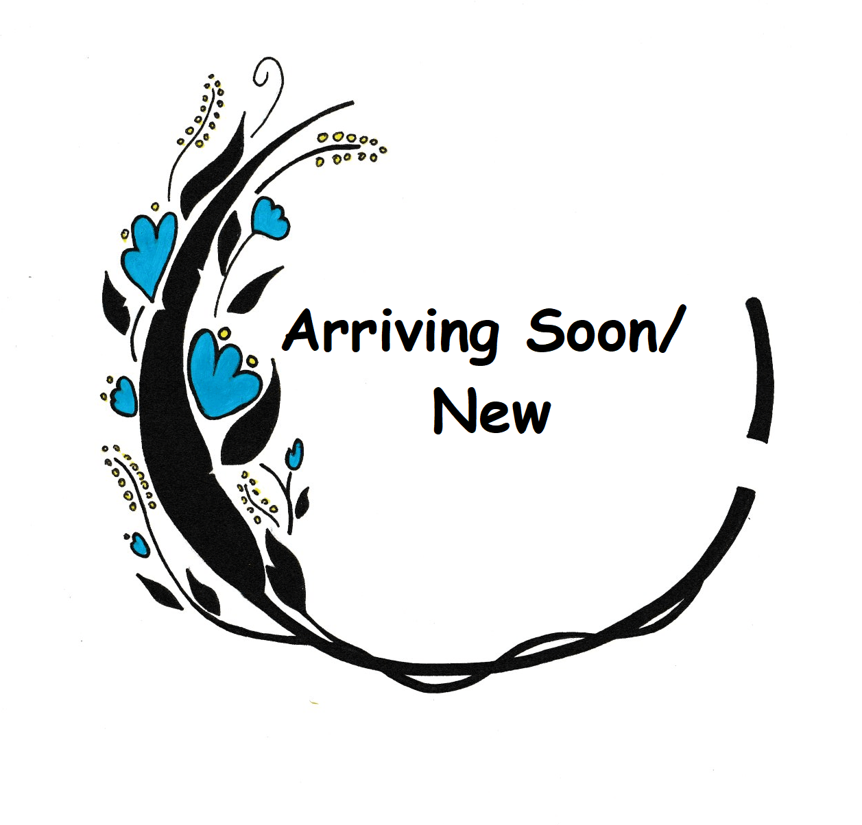 Arriving Soon/New