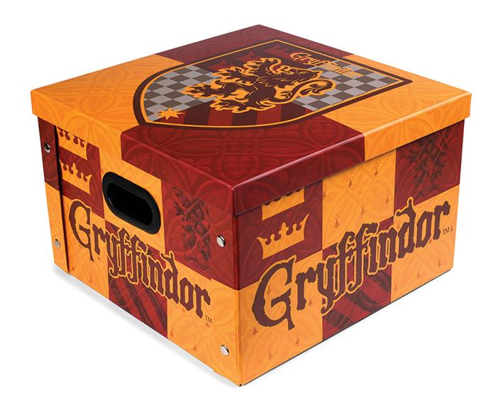 Gryffindor storage box