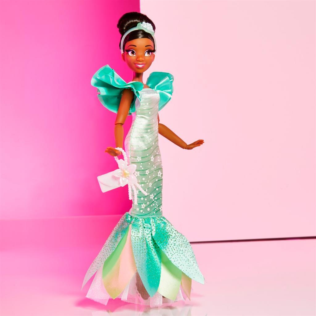 Tiana Disney Style doll