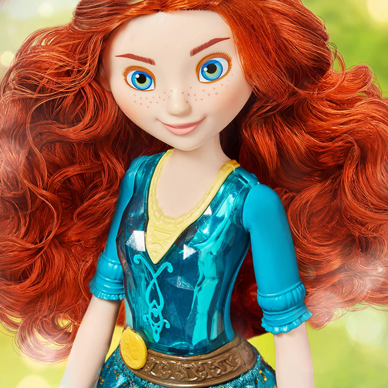Disney Merida Doll