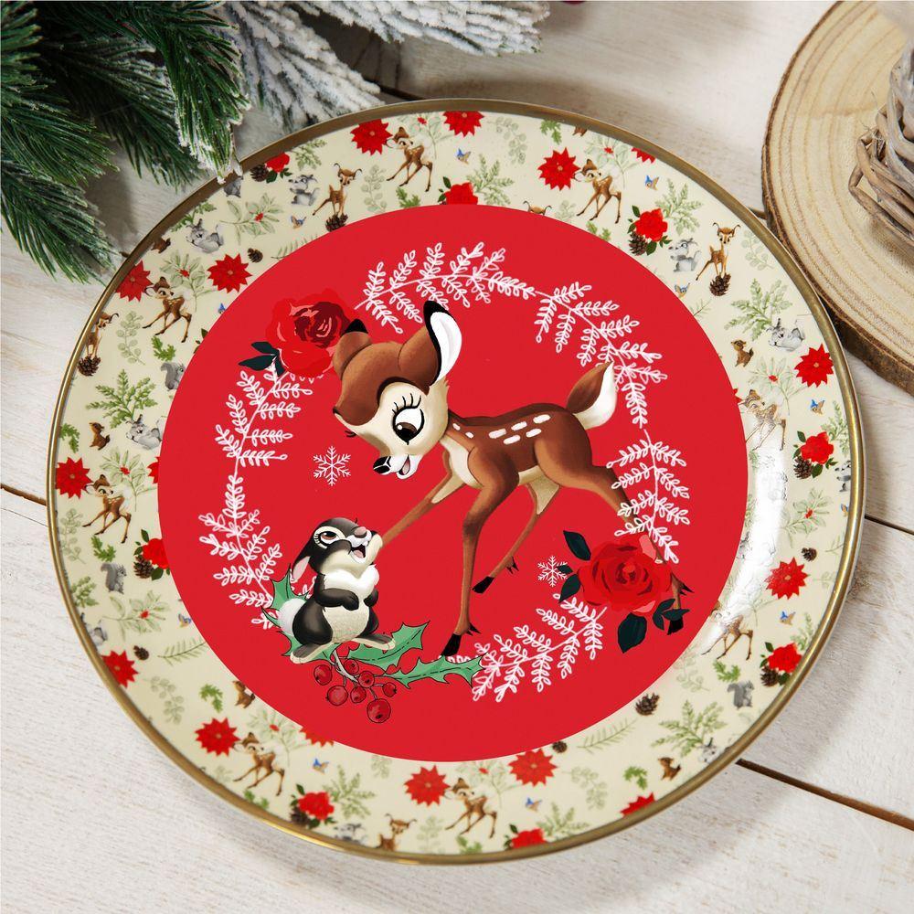 Disney Bambi Dinner Plate