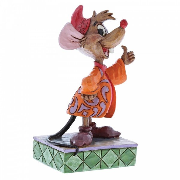 Thumbs Up- Disney Cinderella (Jaq Figurine) Up- (Jaq Figurine)