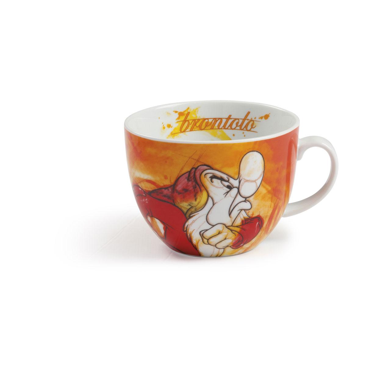 Cappuccino Cup Grumpy 7 Dwarfs - Disney Home