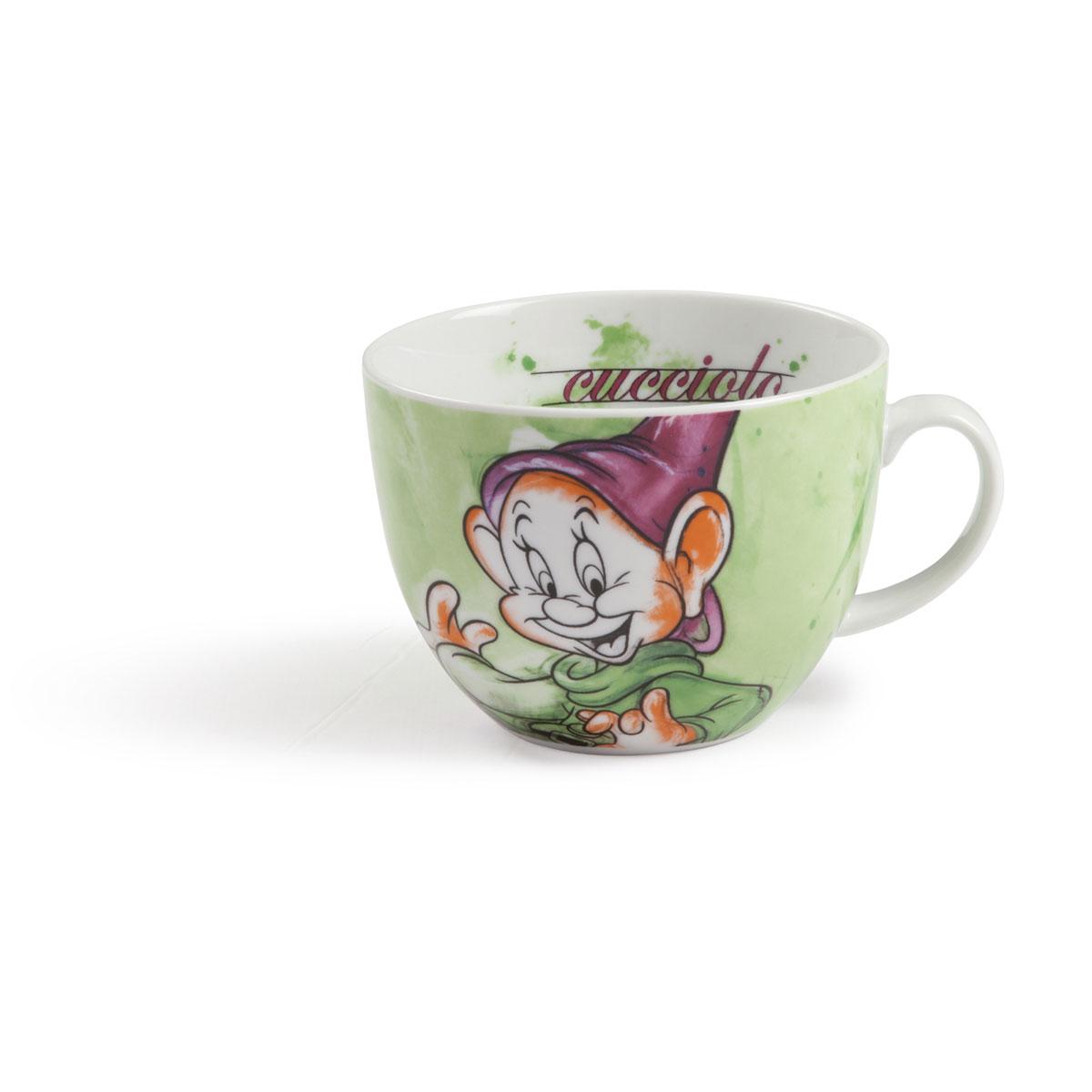 Cappuccino Cup Dopey 7 Dwarfs - Disney Home