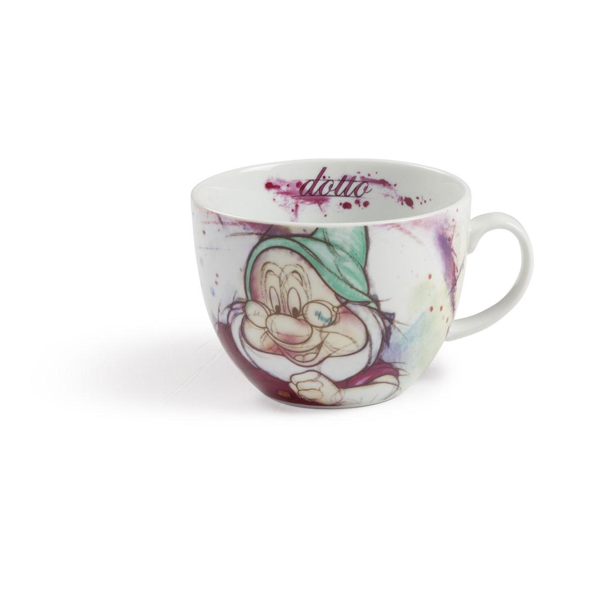Cappuccino Cup Doc 7 Dwarfs - Disney Home