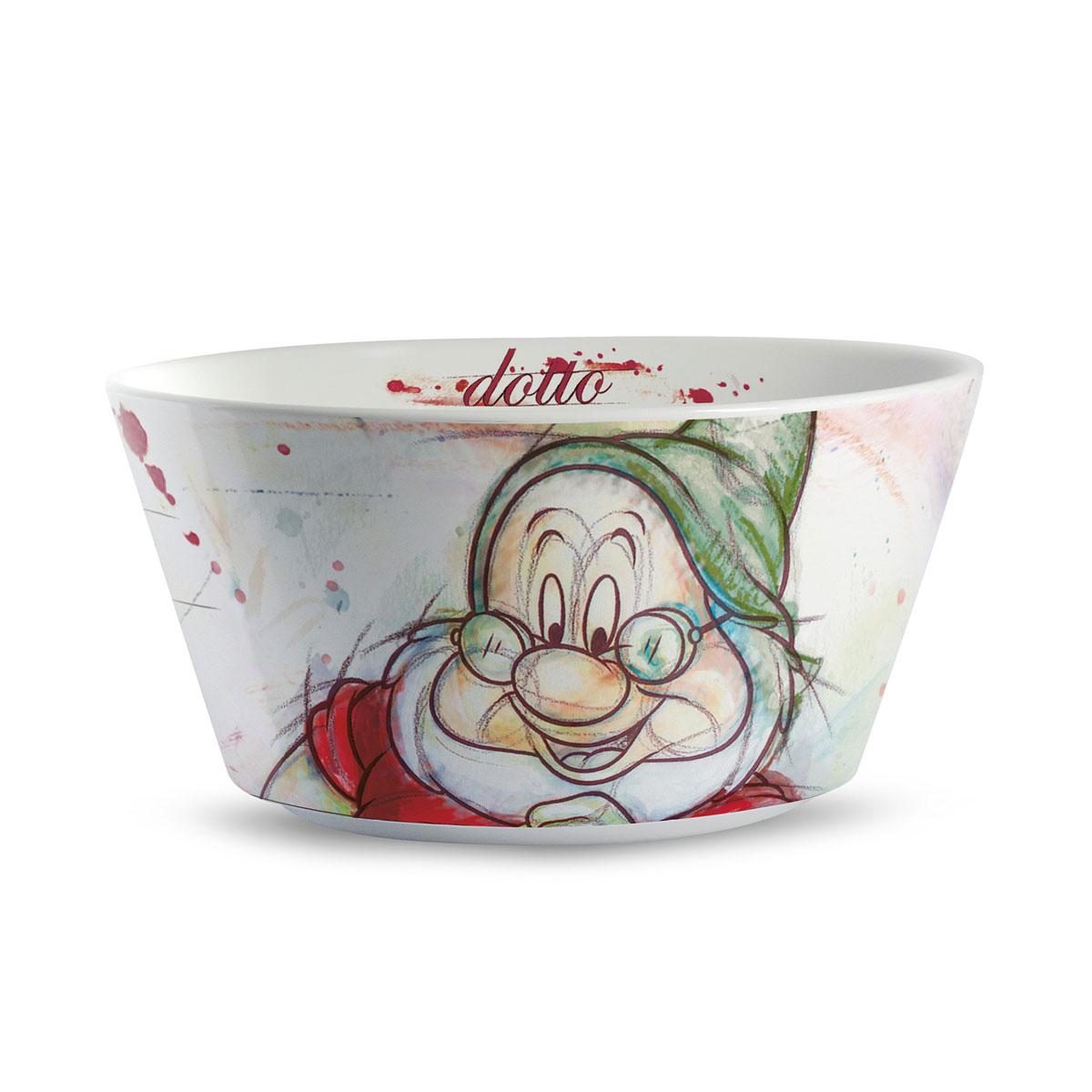 Bowl Doc 7 dwarfs - Disney Home - Snow White.