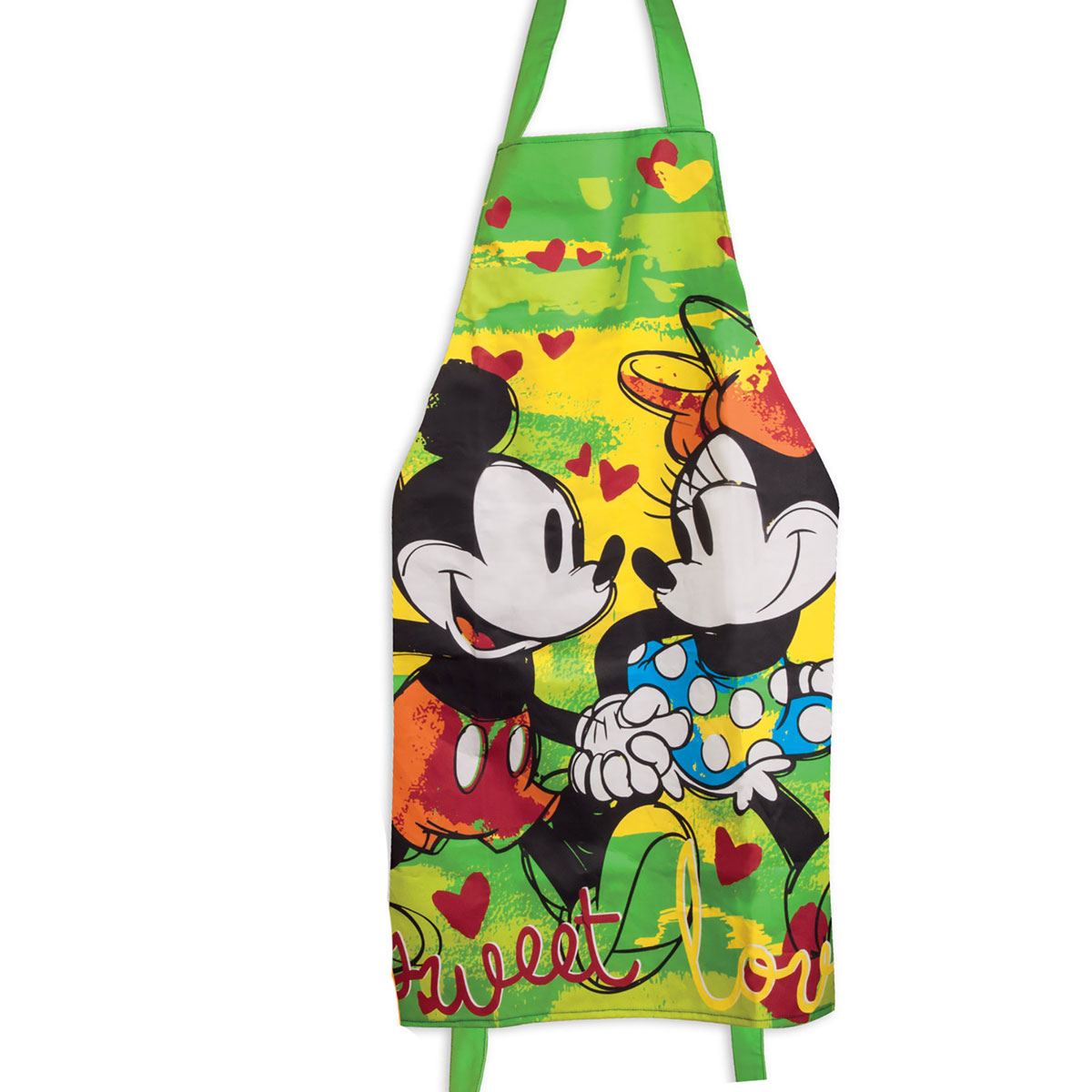 Apron Mickey Mouse Green
