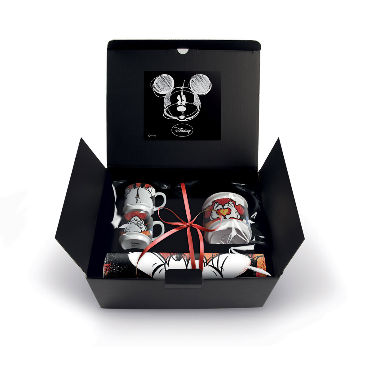 Red Mickey Gift Set - Disney Home - Mickey Mouse