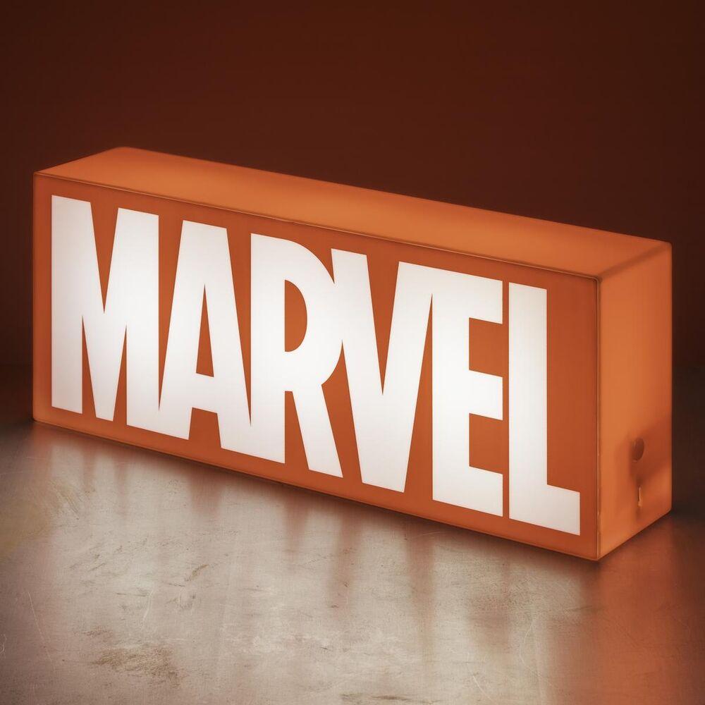Marvel Logo Lamp