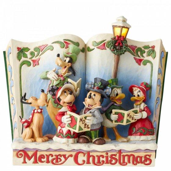 Christmas Carol Storybook - Merry Christmas