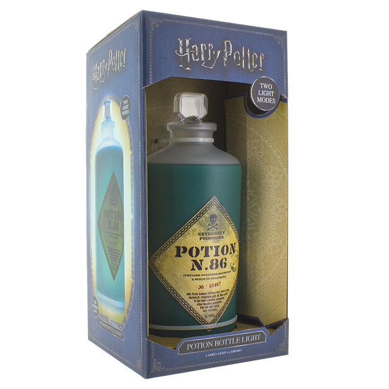 Magic Potion Bottle Lamp - Harry Potter Light