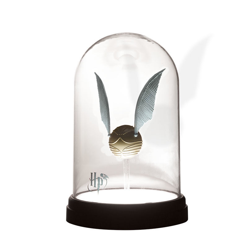 Golden Snitch Bell Lamp - Harry Potter