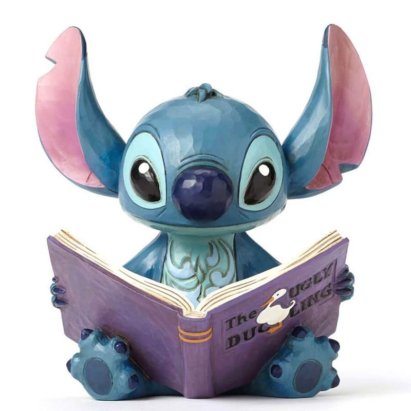 Stitch with storybook - The Ugly duckling