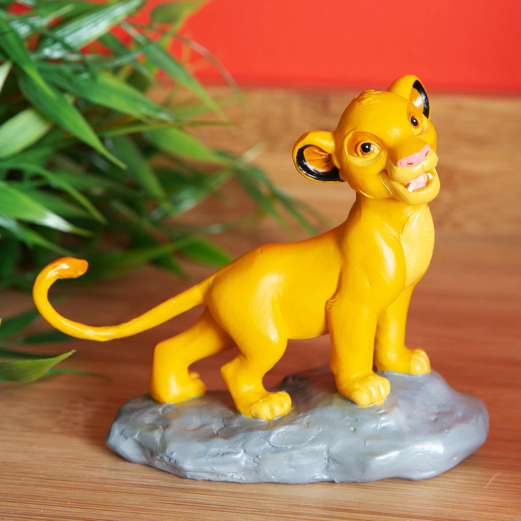 Disney Simba Figurine - The Lion King