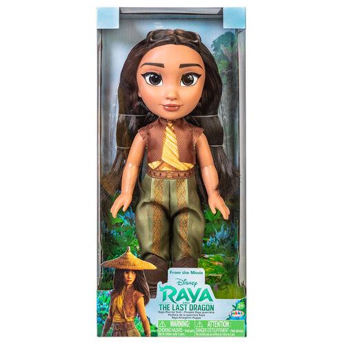 Raya Warrior Doll - Disney Raya and the Last Dragon