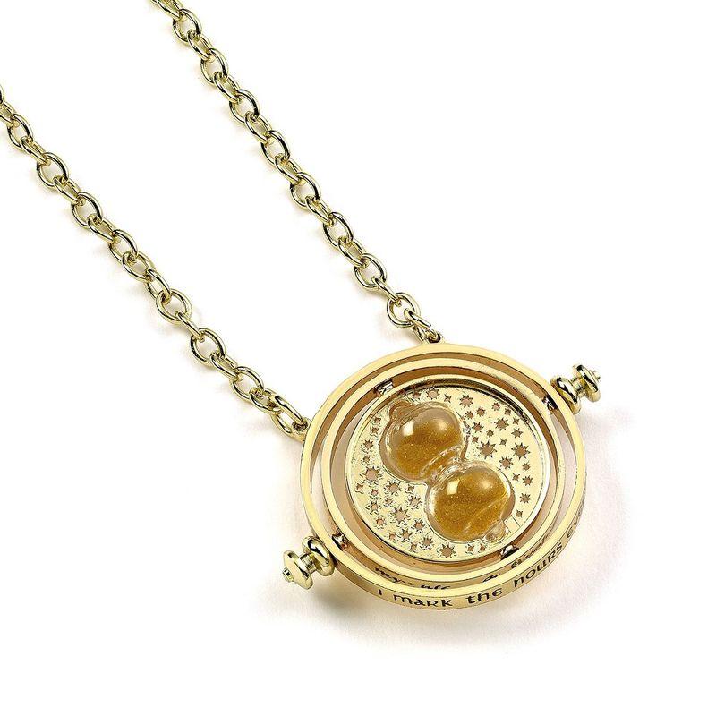 Time Turner Necklace Harry Potter 30mm Spinning