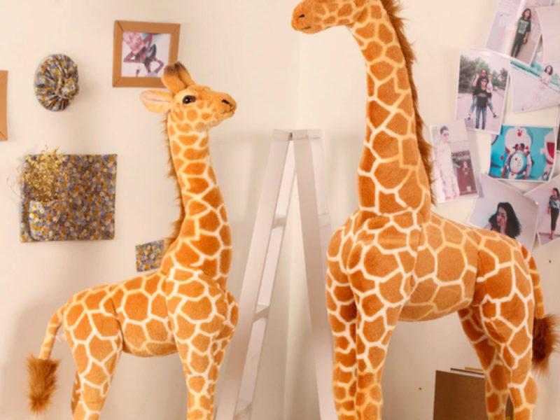 Sweet Giraffe Plush