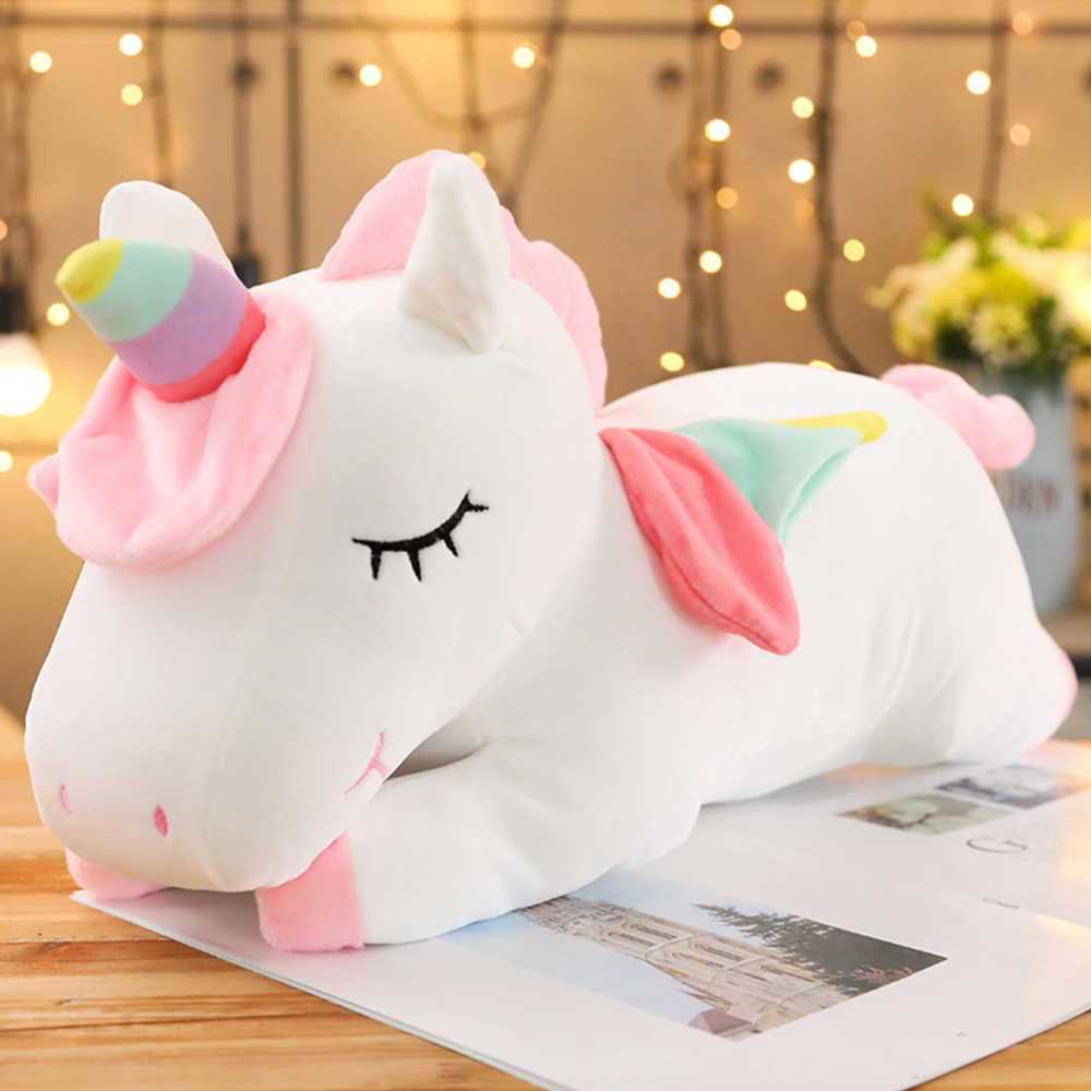 Soft Unicorn Plush Toy