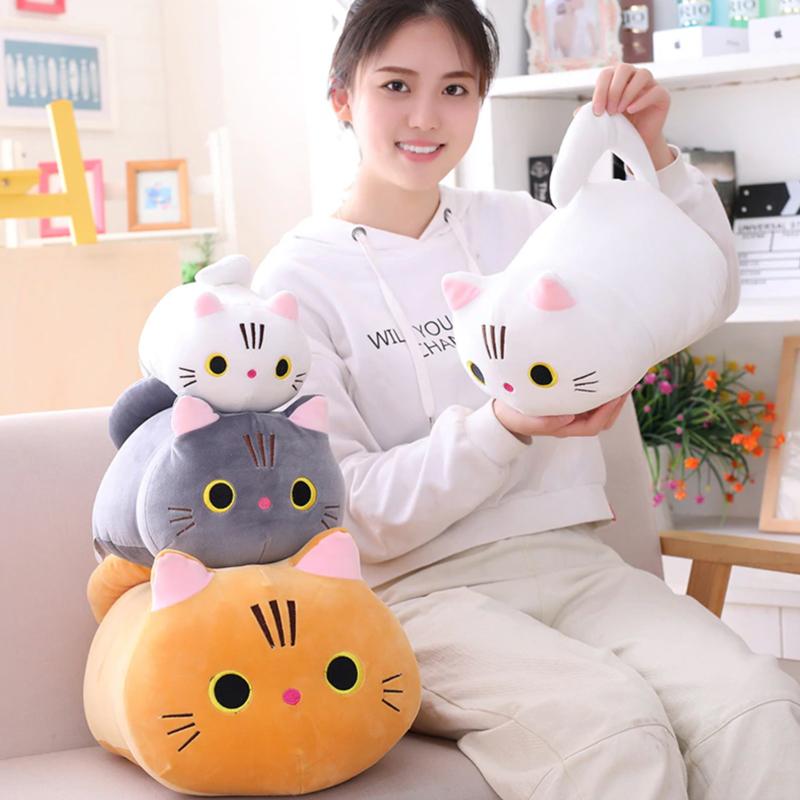 Stuffed Kawaii Cat Plush Toy
