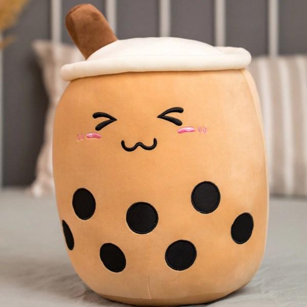 Soft Bubble Tea Cup Plushie Toy
