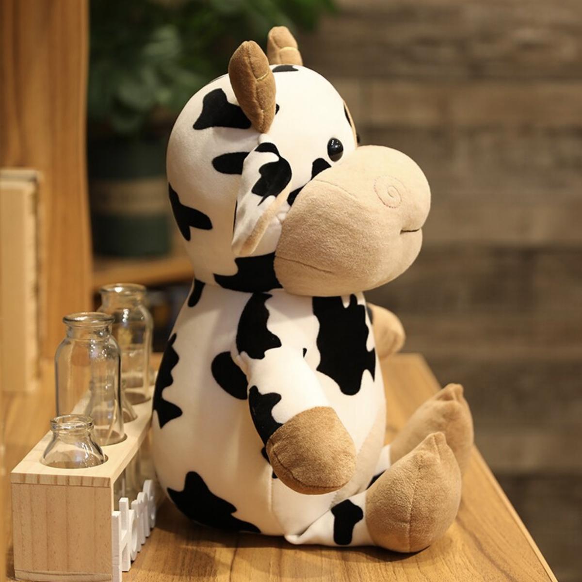 Stuffed Cow Plush Toy
