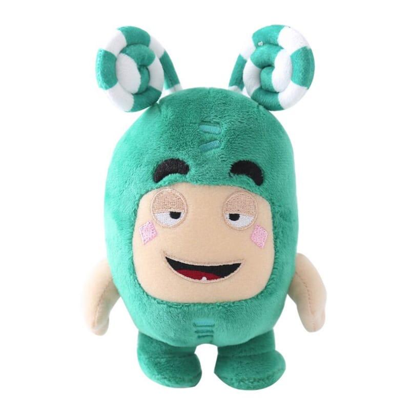 Stuffed Oddbods - Zee Plush Toy