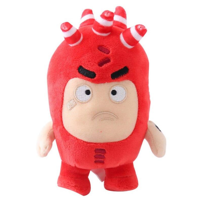 Stuffed Oddbods - Fuse Plush Toy