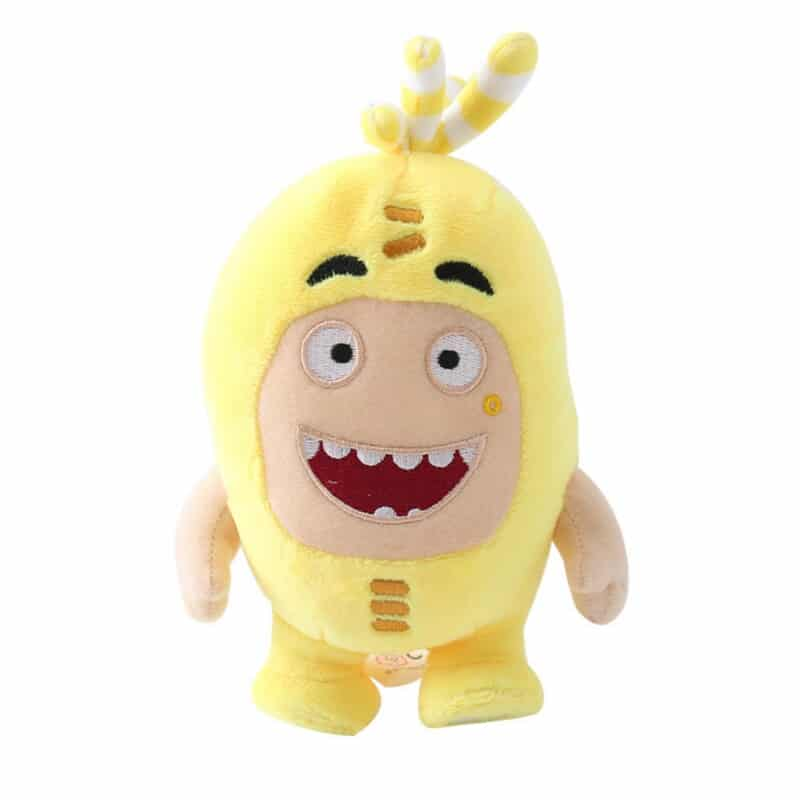 Stuffed Oddbods - Bubbles Plush Toy