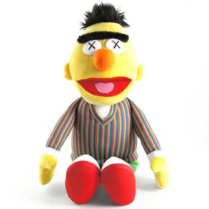 Bert - Sesame Street Plush Doll