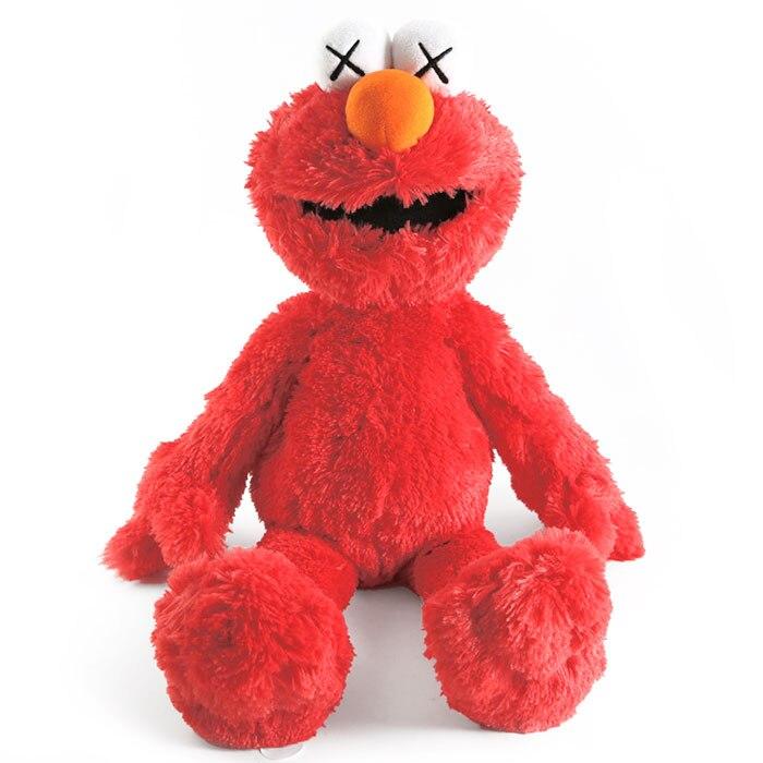 Elmo - Stuffed Sesame Street Plush Doll