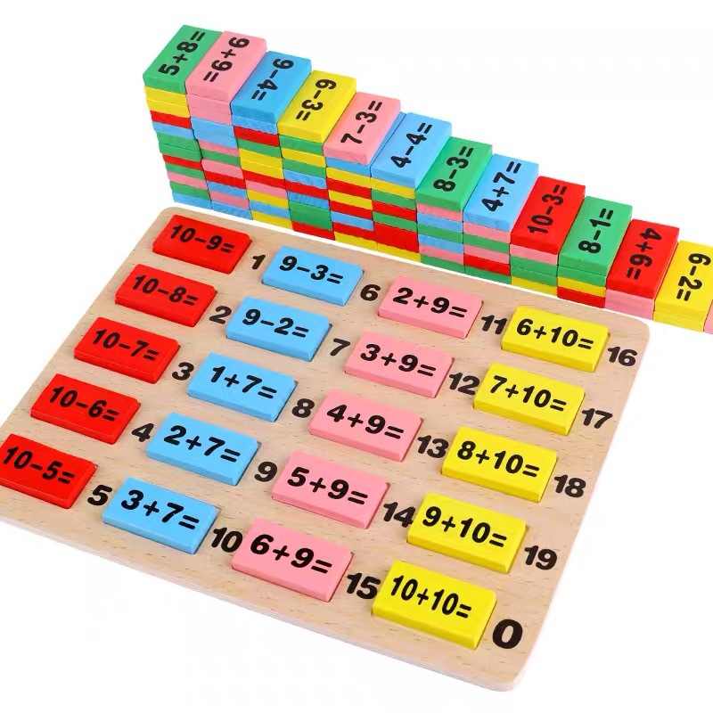 Kids Mathematic Learning Aids Game