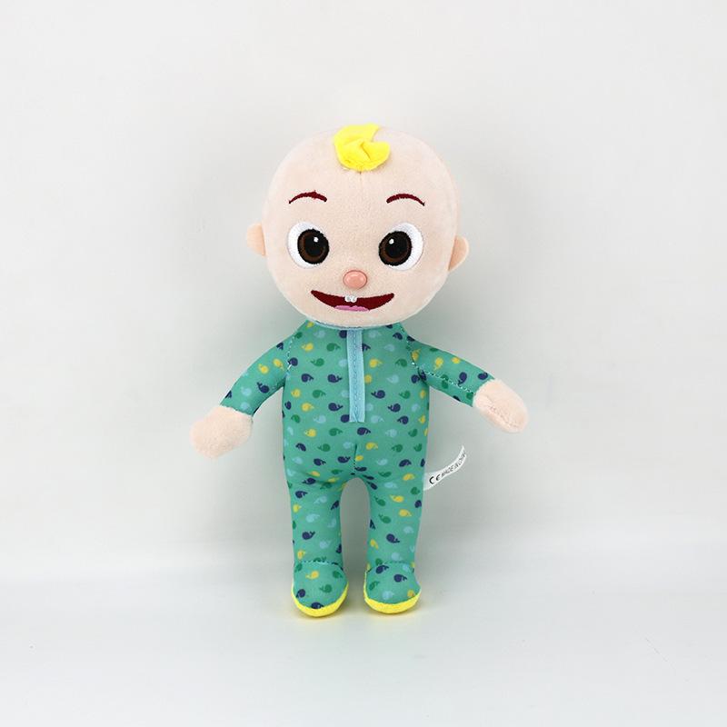 Stuffed Cocomelon Baby Plush Doll