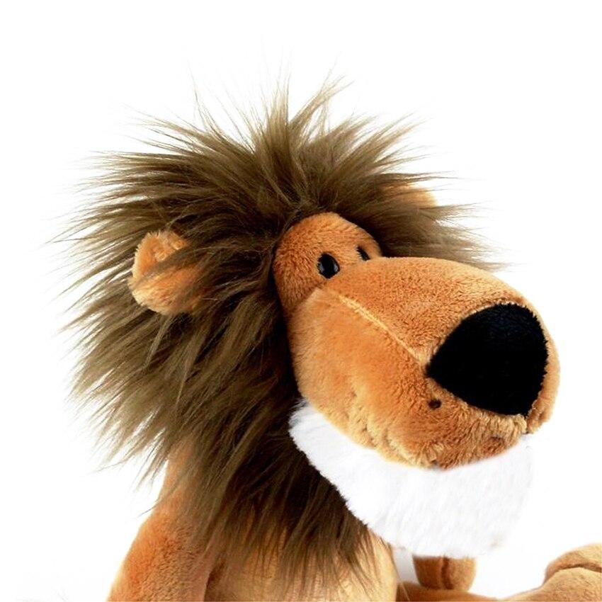 Stuffed Lion Plush Doll