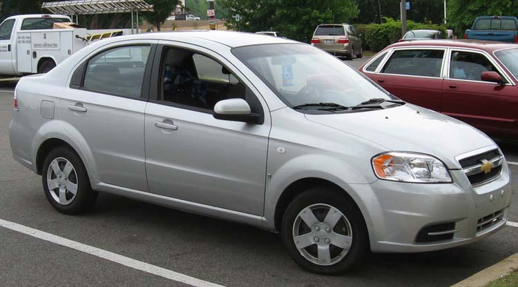 The weak points of the Chevrolet Aveo, that with reliability ... Wiring Diagram Chevrolet Aveo T Sedan on