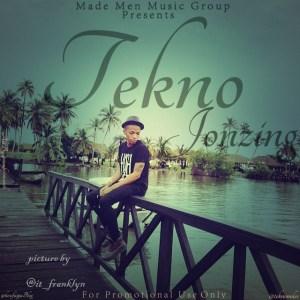 Download Music: Tekno – Jonzing