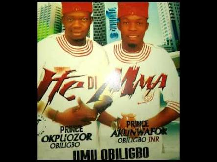 Download music: Umu-Obiligbo – Egwu Ebube Dike