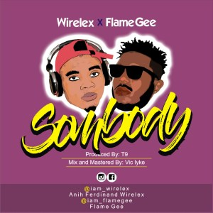 Description: wirelexa prolific artistefromsouth east, who is also a video director,has team up with flame gee to bringyouanother brand of the shaku shaku trendingsongtitle somebody.