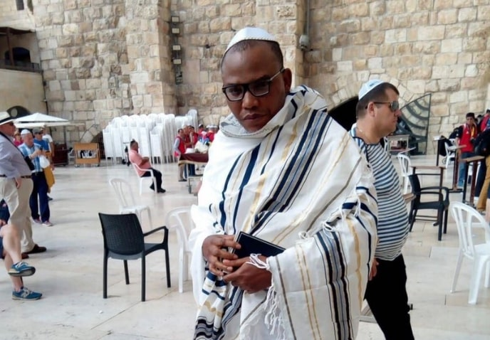 Download : Nnamdi Kanu's Full Speech From Jerusalem, Israel. Radio Biafra 21/10/2018
