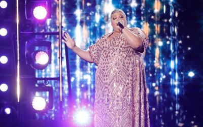 Christina Wells America's Got Talent Semifinalist Tells Her Story