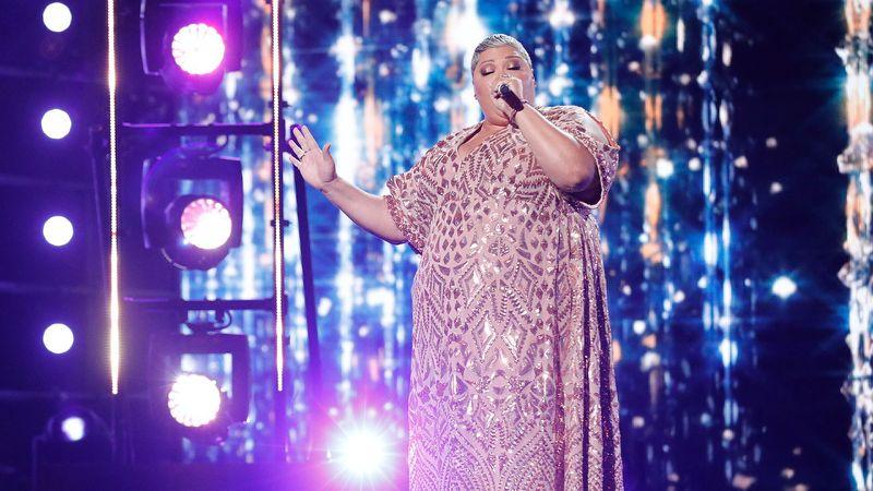 Christina Wells America's Got TalentSemifinalist Tells Her Story