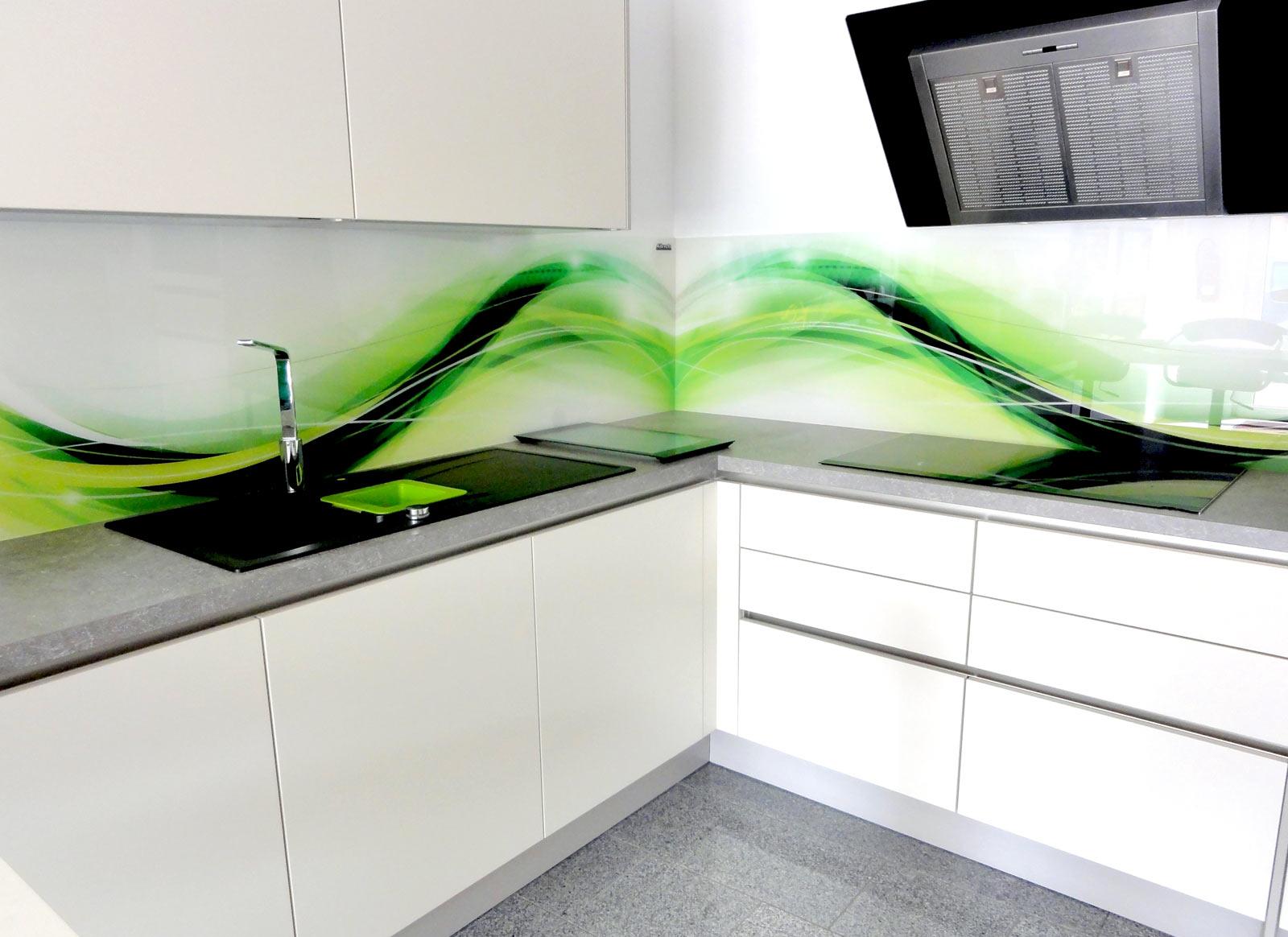PlusPanel.de - Küchenrückwände, Wandverkleidungen aus Acrylglas