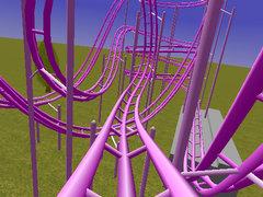 Rollercoaster 2K screenshot