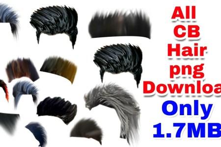 Picsart Cb Hair Style Png Slidehd