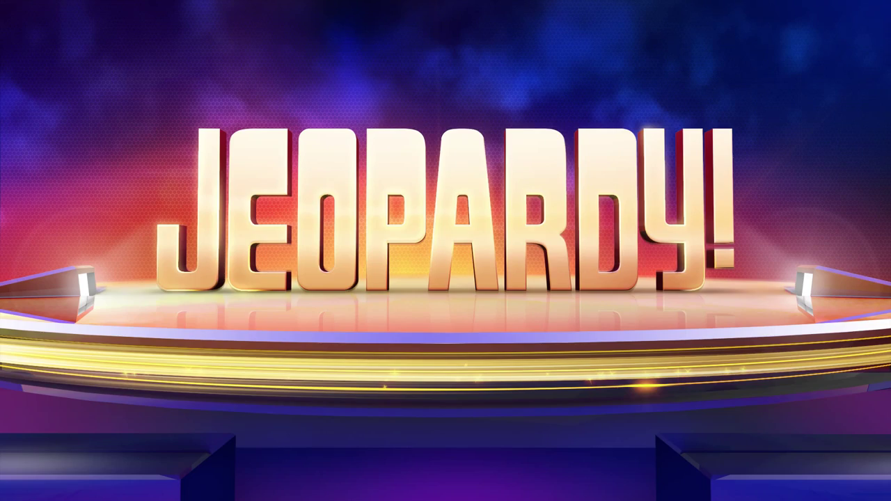 Jeopardy PNG Transparent JeopardyPNG Images PlusPNG