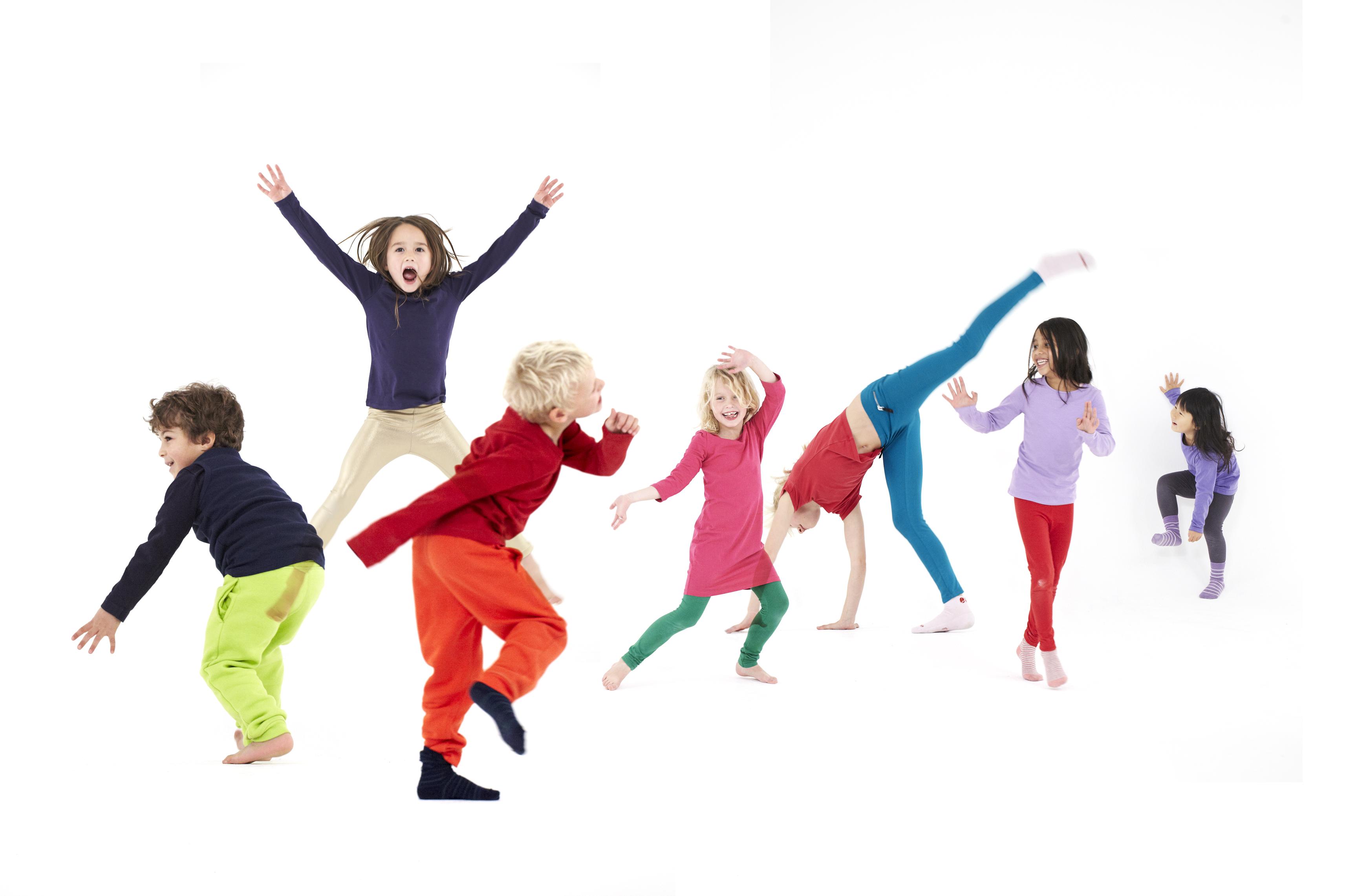 Resultado de imagen de kids dancing