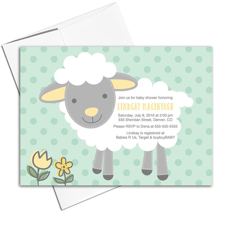 Printable Invitations Baby Shower Boy