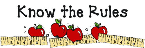 Class Rules Clipart