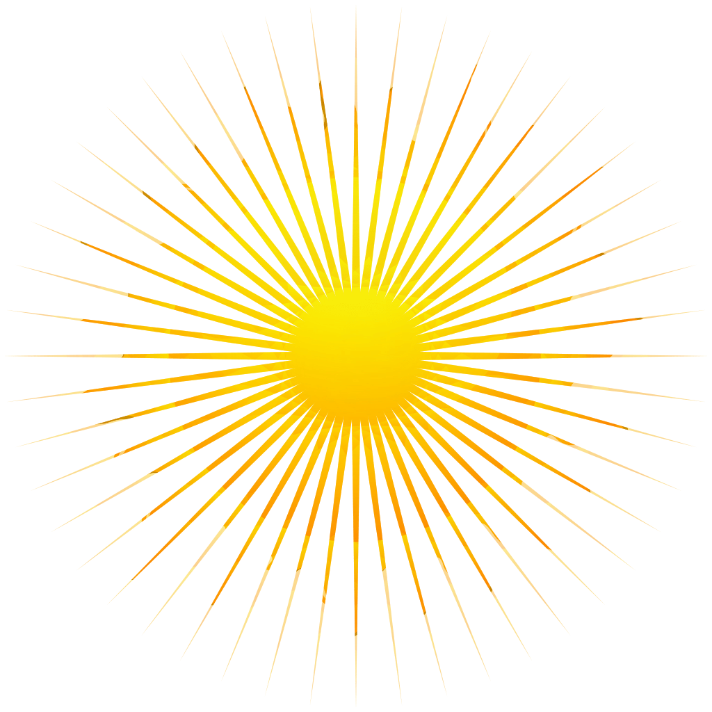 Sunrays HD PNG Transparent Sunrays HD.PNG Images.   PlusPNG (1024 x 1024 Pixel)