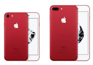 iPhone 7 Plus(PRODUCT)RED Special Edition